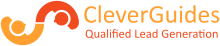 Logo CleverGuides - Qualified Lead Generation
